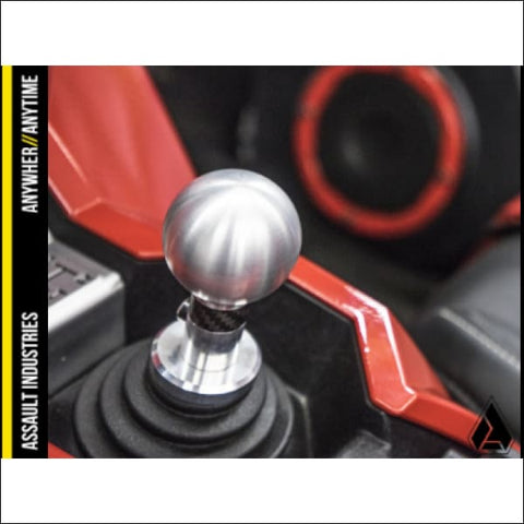 Assault Industries GT Shift knob - interior