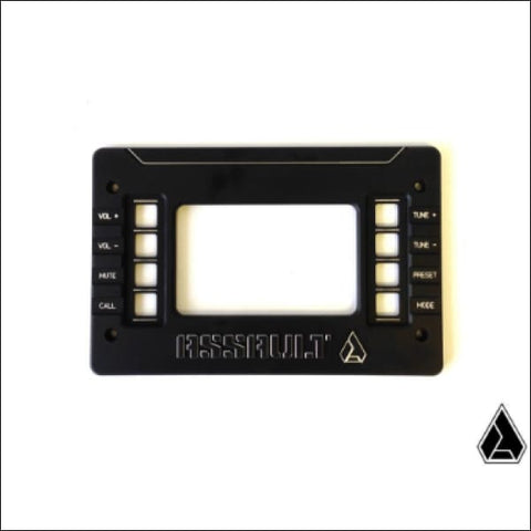 Assault Industries Media Console Bezel - interior