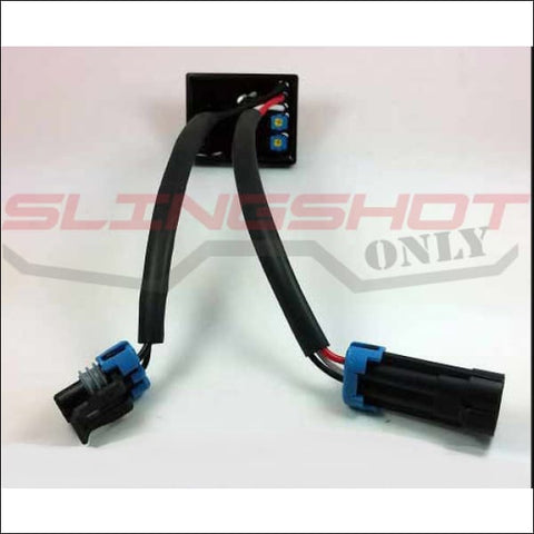 Brake Light Flash Modulator for Polaris Slingshot from Electrical Connection - electronics
