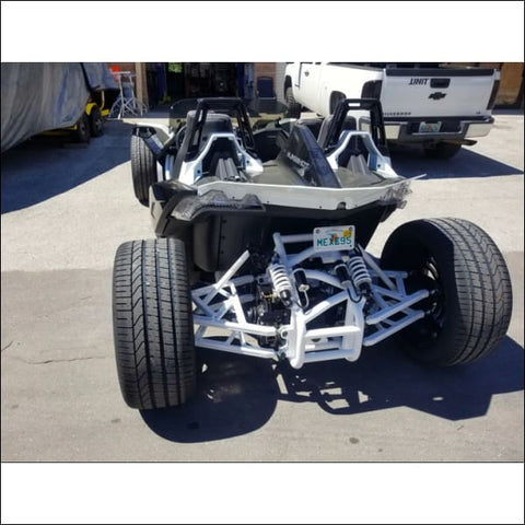 Bullet Speeds Slingshot Quad Conversion Kit - engine drivetrain