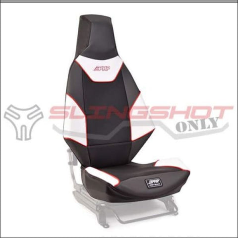 Custom Stock Seat Cover for the Polaris Slingshot - interior