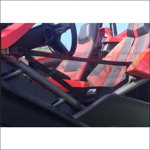 Door Nets PRP for the Polaris Slingshot - exterior