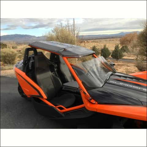 F4 CUSTOM WINDSHIELD PLUS 7 - exterior