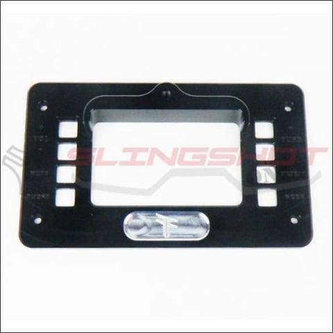 Fab Factory Face Plate for the Polaris Slingshot - electronics