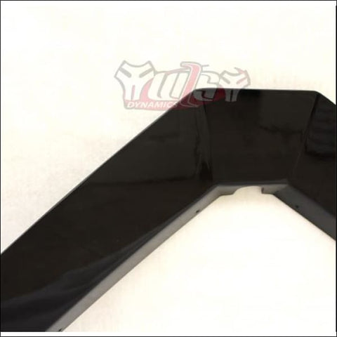Fin Gloss Rear Black - exterior