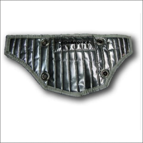 HEADER HEAT SHIELD BLANKET BY DDMWORKS - engine dress up