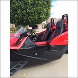 Lambo Style Doors for the Polaris Slingshot - exterior