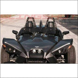 Madstad Adjustable Windshield for the Polaris Slingshot - windshield