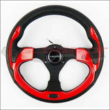 NRG Pilota Series Steering Wheel for the Polaris Slingshot - interior