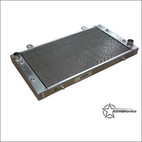 POLARIS SLINGSHOT PERFORMANCE RADIATOR BY DDMWORKS - coolant radiator