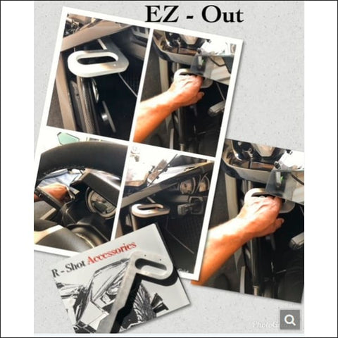 R-Shot EZ-Out Grab Handle (drivers side) - interior