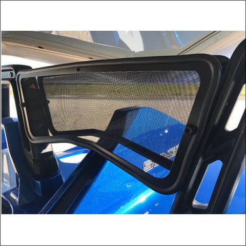 R-SHOT Mesh Windscreen - exterior