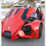 Slingshot Body Kits.com Front End Kit - exterior