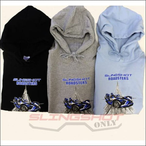 Slingshot Only Roadster Event Hoodie - others
