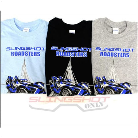 Slingshot Only Roadster T-shirts - others