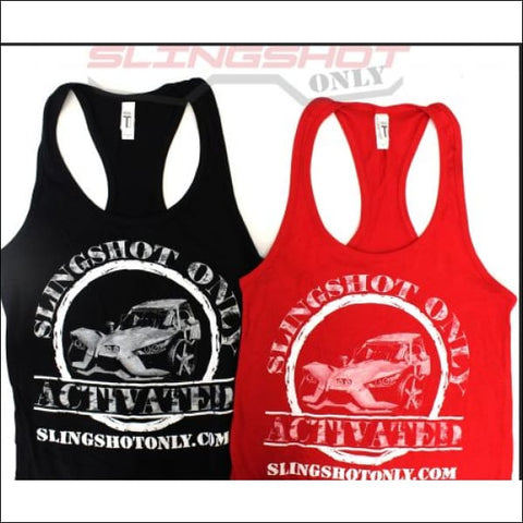 Slingshot Only Womens Tank Top - others