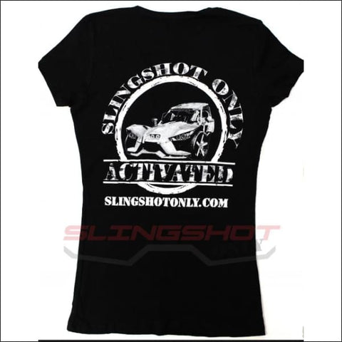 Slingshot Only Womens V-neck - others