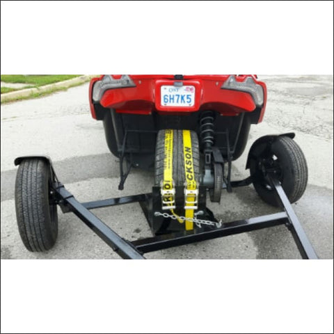 SS Body Kits com Tow Dolly kit - exterior