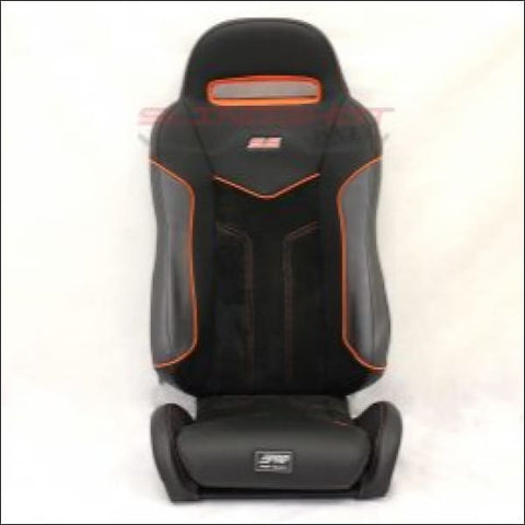 SS PRP SEATS ORANGE/GREY - interior