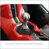 Stainless Steel Shift Knob by DDMWorks - drivetrain