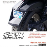 Stealth Splash Guard - ext