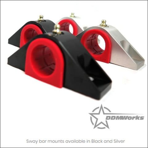 Sway Bar Mount Brackets by DDMWorks - suspension