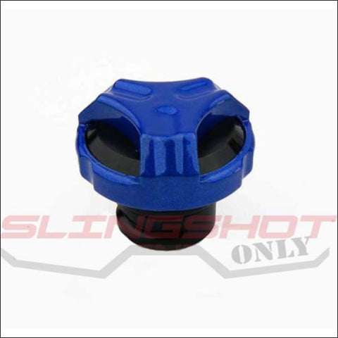 Twist Dynamics Oil Cap for the Polaris Slingshot - engine drive train
