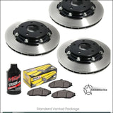 Upgraded Brake Package by DDMWorks - brakes