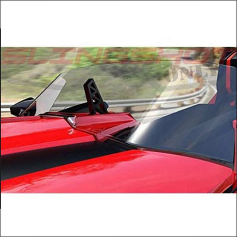 Windscreen Blade Single for the Polaris Slingshot - exterior