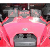 Windshield Madstad Double Bubble for the Polaris Slingshot - exterior