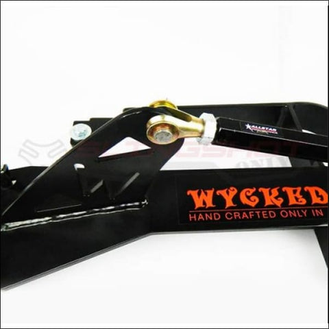 Wycked Hitch Trailer Hitch System - exterior