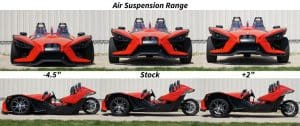 Air Suspension Kit From Rev Dynamics