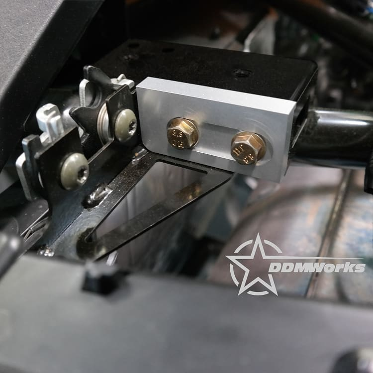 Polaris Slingshot Hood Latch Brackets