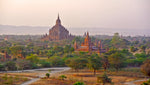 Temple fields of Bagan