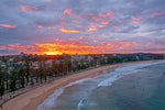South Steyne sunset