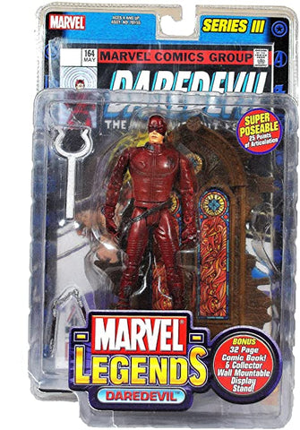 Marvel Legends- Series 3- Daredevil