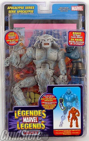 Marvel Legends: Apocalypse BAF Series
