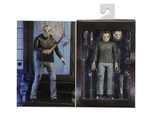 NECA Friday the 13th Part 3 3D Action Figure