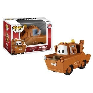 Pop! Disney: Cars- Mater