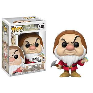 Pop! Disney: Snow White - Grumpy (BAM Excl)
