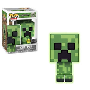 Pop! Games: Minecraft- Creeper (FYE Excl) (GITD)