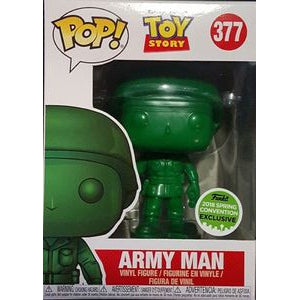 Pop! Disney: Toy Story - Army Man (2018 Spring Excl)