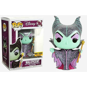Pop! Disney: Sleeping Beauty- Maleficent (Diamond) (HT Excl)