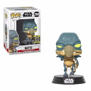 Pop! Star Wars: Watto (2019 Galactic Con Excl)
