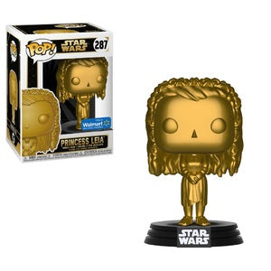 Pop! Movies: Star Wars- Princess Leia (Walmart Excl)