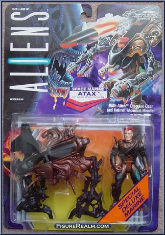 Aliens- Atax w/ Alien Disguise Gear #65711