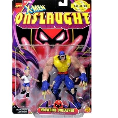 X-Men Onslaught- Wolverine Unleashed
