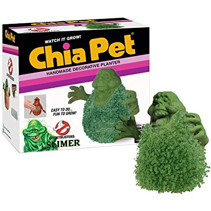 Chia Pet - Slimer (Ghostbusters)