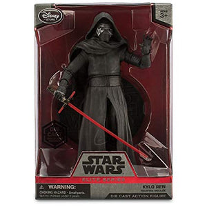 Star Wars: Elite Series- Kylo Ren Diecast Figure