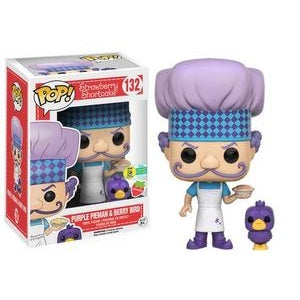 Pop! Animation: Strawberry Shortcake - Purple Pieman & Berry Bird (2016 Summer Excl)